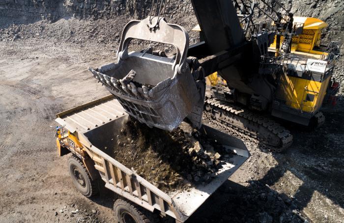 Производители угля в России